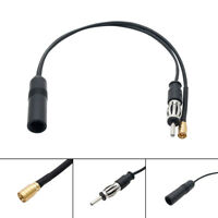 DAB Aerial Antenna Splitter Adapter SMB Connector Car Radio Active for Pioneer