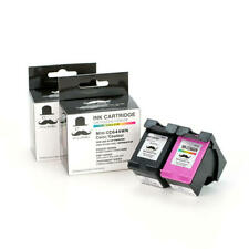 60XL Black and Color Ink Cartridge Combo For HP D1660 D1663 D2545 D2563 D2566
