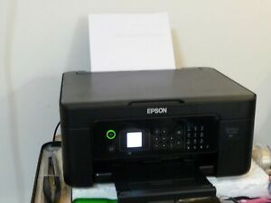 Epson WF-2810 3 in 1 Wi-Fi Inkjet Printer + Duplexer and scanner