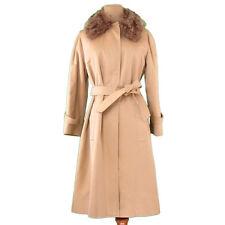 Aquascutum Coats Jackets Beige Woman Authentic Used L1907