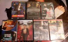 LOS DUEÑOS de la CALLE 1 2+ CONSTANTINE + MAN OF TAI CHI + Watcher keanu 6 DVD