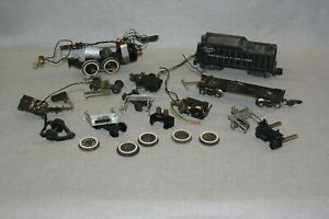 AMERICAN FLYER STEAM ENGINE PARTS LOT