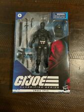 gi joe classified snake eyes hasbro exclusive