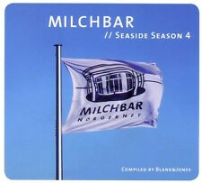 "BLANK & JONES ""MILCHBAR SEASIDE SEASON 4 (DELUXE HARDCOVER)"" CD NEU"