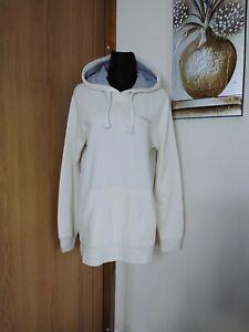 Soul cal cream hoodie sweatshirt /top size M