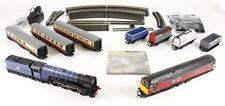 e-Link Majestic train set with A1 Pacific Peppercorn Class in Experimental blue