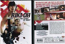 RikiOh Story of Ricky Oh New DVD Fan Siu Wong Fan Mui Sang Ho Ka Kai