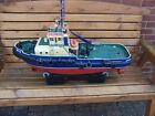 rc model tug boat by mobile marine models