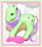 "❤️Vtg My Little Pony Phony Fake Fakie Clone "" Crumpet "" Petite Princess Hearts❤️"