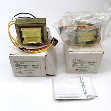 Lot of 2 Locknetics IR 592-24RC Transformer 1.67 Amp 24DC NOS