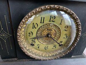 Antique Ingrahm Mantel Clock