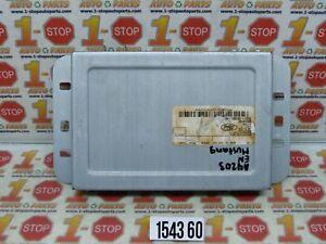 07 2007 FORD MUSTANG SIRIUS SATELITE RECEIVER CONTROL MODULE 7R3T-18C963-AE OEM