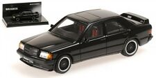 Minichamps 1989 MERCEDES BENZ 190E 3.6 S BRABUS BLACK 1:43 New Item!