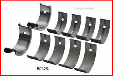 Engine Crankshaft Main Bearing Set ENGINETECH, INC. BC425JSTD