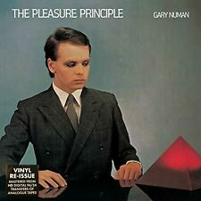 GARY NUMAN LP The Pleasure Principle 180g SEALED w/ Hype Sticker 'Master From HD