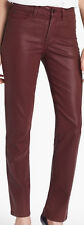 Not Your Daughters Jeans NYDJ Tummy Tuck Oxblood Coated Skinny Jeans Size 22W