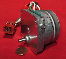 MOLON GEARMOTOR - 115 VOLT AC - 135 RPM - MODEL LIM-30146-3 , 115V 60Hz, 5-1504