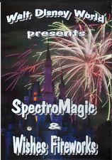 Disney's SpectroMagic Parade & Wishes Fireworks DVD