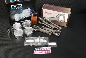 Mitsubushi Evo - 2.0 Long Rod Engine Rebuild Kit - I-Beam (800bhp+)