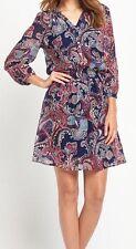 Paisley Boho, Hippie Regular Size Dresses for Women