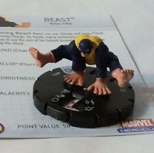 HeroClix MUTATIONS and MONSTERS #003  BEAST   MARVEL