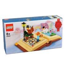LEGO 40291 Creative Personalities - Hans Christian Andersen Storybook Auseller