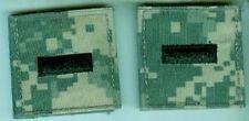 USA:Dienstgradabz:1st.Ltn ACU Digital,2 Stück m.Klett