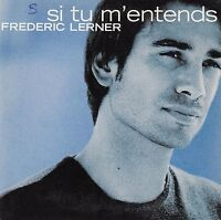 Frédéric Lerner CD Single Si Tu M'Entends - France