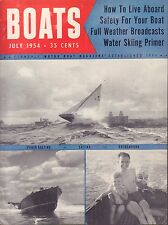 Boats July 1954 Live Aboard, Safety for your Boat 041817nonDBE