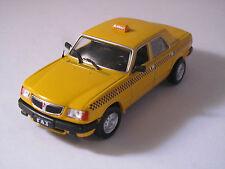 Russian Service Cars / Taxi / Bonra / unbespielt / 1:43 / DeAgostini