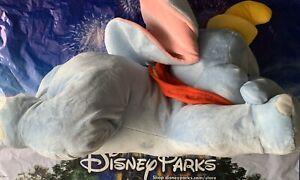 2020 Disney Parks Dream Friend Sleeping Baby Dumbo 18 inch Plush Doll Pillow Pet