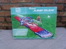 OUTDOOR OASIS BY JCP HOME  Aqua Jump Slide 18' Long Water Slide - NEW IN BOX