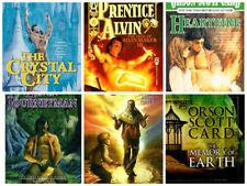 32 audiobooks - Orson Scott Card Majority Novels Collection Mp3 DVD Unabridged