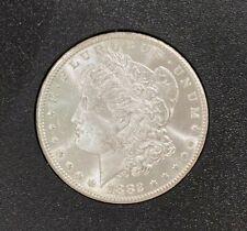 1882-CC Silver Carson City Morgan Dollar - Uncirculated $1 GSA
