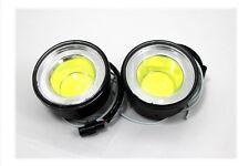 SET Taglicht Licht 12/24V 1 LED Tagfahrlicht UNIVERSAL Rund 70mm LKW -PKW J12