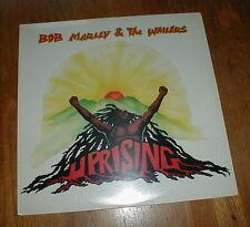 "BOB MARLEY Orig 1980 ""Uprising"" LP w Redemption Song SEALED NM-"