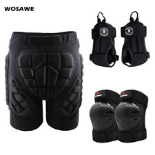 Skiing Hip Protection Padded Shorts Elbow Pads Wrist Brace Skateboard Guards