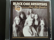 BLACK  OAK  ARKANSAS -  AIN`T  LIFE  GRAND  ,  CD  1975 / 2001 ,  SOUTHERN  ROCK
