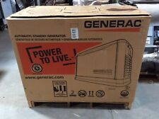 Generac G0062581 Automatic 20KWH5B Standby Generator and 0K0166B Switch Transfer