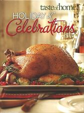 TASTE OF HOME Holidays & Celebrations COOKBOOK Recipes COOKING Entertaining MENU