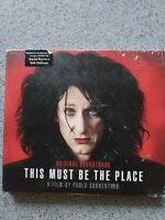 ORIGINAL SOUNDTRACK - THIS MUST BE THE PLACE NEW  SEALED CD