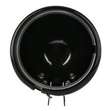 """Black 5.75"""" LED Headlight Housing Cover Bucket Aluminum For Sportster XL1200 883"""