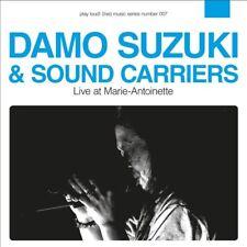 Damo Suzuki & Sound carriers-Live at Maria Antonietta 2 VINILE LP NUOVO