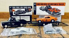 WIX FILTERS 1966 FORD F100 AND 1969 BOSS 302 MUSTANG W/TRAILER NEW OPEN BOX