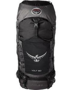 Osprey Volt 60 Backpack-Tar Black O/S