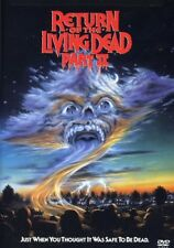 Return of the Living Dead 2 [New DVD] Dubbed, Subtitled, Widescreen