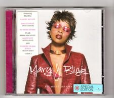 (HX333) Mary J Blige, No More Drama - 2002 Special Edition CD