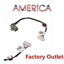 NEW DC POWER JACK HARNESS CABLE FOR Dell Inspiron 5558 KD4T9 LAPTOP DC30100
