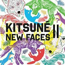KITSUNÉ NEW FACES II - 2015 - CD 15 TITRES - NEUF NEW NEU