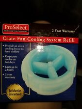 COOLING Freezer PACK REFILL for ProSelect DELUXE or STANDARD Pet FAN Crate Cage